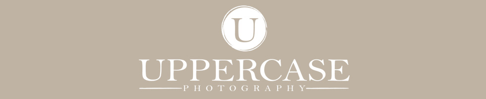 Winston Salem Baby Photographer, Greensboro Baby Photographer, Uppercase Photography logo